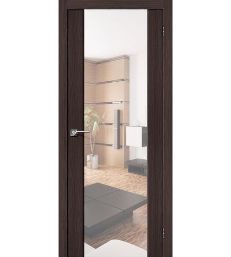 Межкомнатные двери  S-13 Reflex  Wenge Veralinga