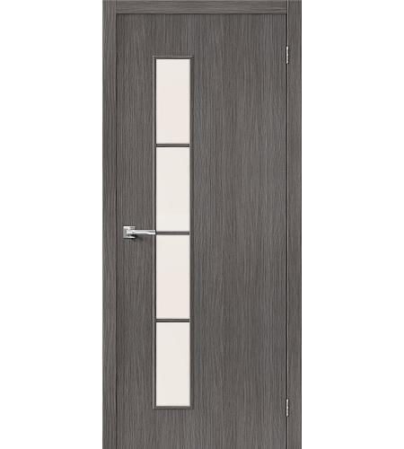 Межкомнатные двери  Тренд-4  Grey Veralinga