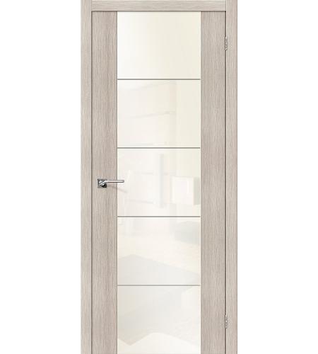 Межкомнатные двери  V4 WР  Cappuccino Veralinga