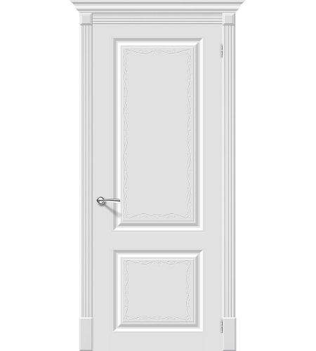 Межкомнатная дверь эмаль «Скинни-12 Аrt »