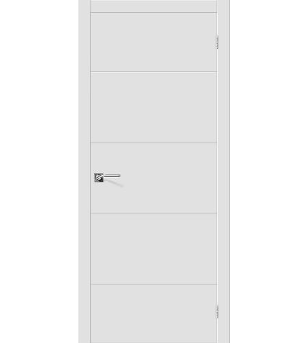 Межкомнатные двери  Межкомнатная дверь эмаль «Граффити-2»  Whitey