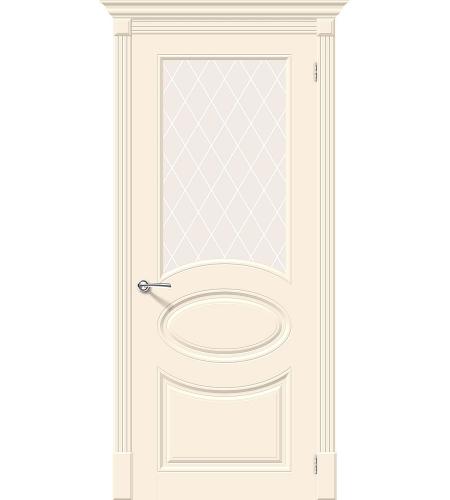 Межкомнатная дверь эмаль «Скинни-21 »
