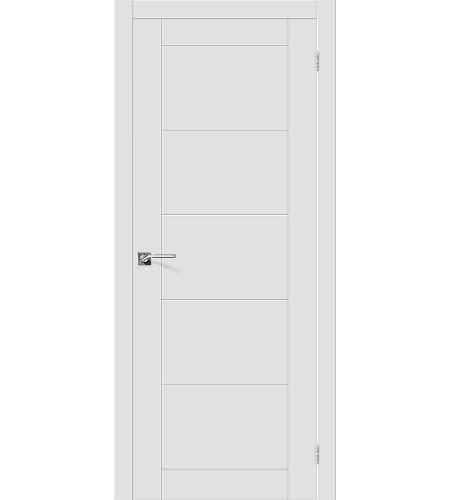 Межкомнатные двери  Межкомнатная дверь эмаль «Граффити-4»  Whitey