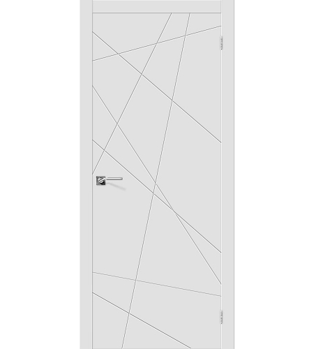 Межкомнатная дверь эмаль «Граффити-5»