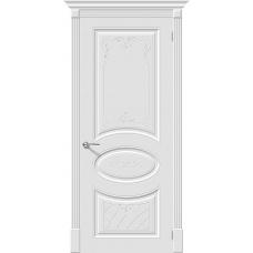 Межкомнатная дверь эмаль «Скинни-20 Art »