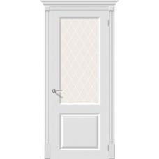 Межкомнатная дверь эмаль «Скинни-13»