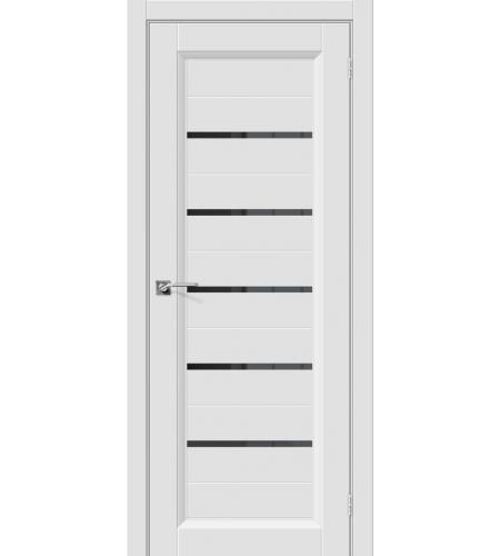 Межкомнатная дверь эмаль «Скинни-51 Black Line»