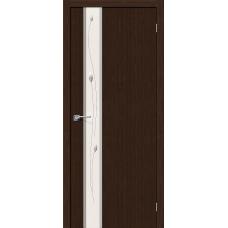 Межкомнатная дверь «Глейс-1» Sprig