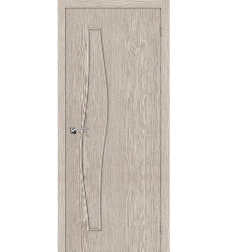 Межкомнатные двери  Мастер-7  3D Cappuccino
