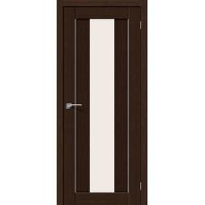 Межкомнатная дверь «Порта-25 alu» МДФ