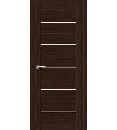 Межкомнатные двери  Межкомнатная дверь «Свит-22»  3D Wenge