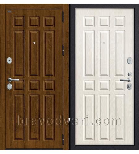 Входные двери  Р3-315  П-26 (Французский Дуб)/П-25 (Беленый Дуб)