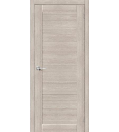 Межкомнатные двери  Браво-21  Cappuccino