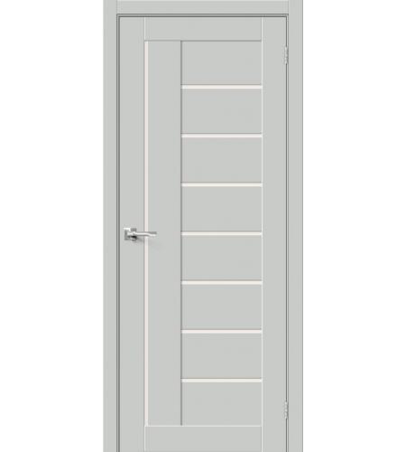 Межкомнатные двери  Браво-29  Grey Mix