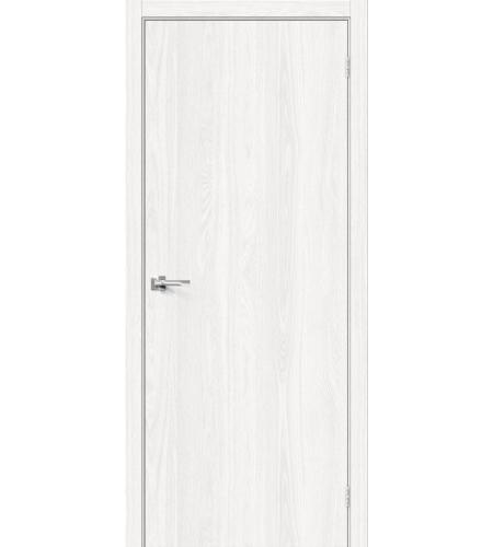 Межкомнатные двери  Браво-0  White Dreamline