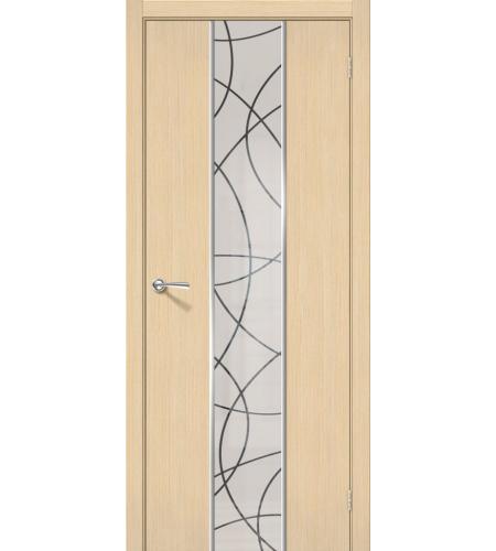 Дверь межкомнатная шпонированная «Карат»