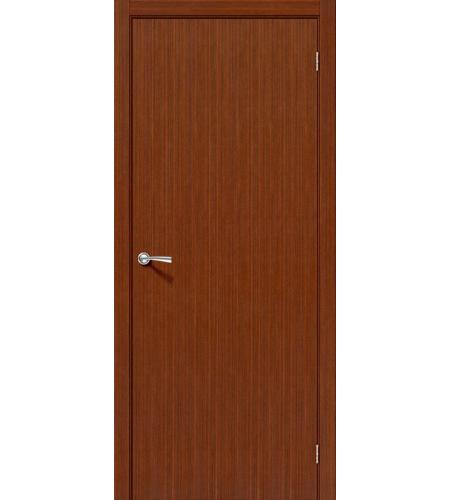 Дверь межкомнатная шпонированная «Соло-0.V»